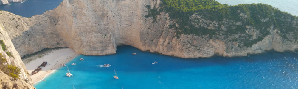 Zante: places, stories, tips and tricks