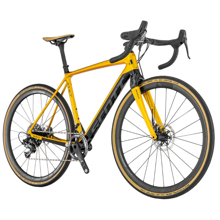 SCOTT Addict Gravel 10 - 2019