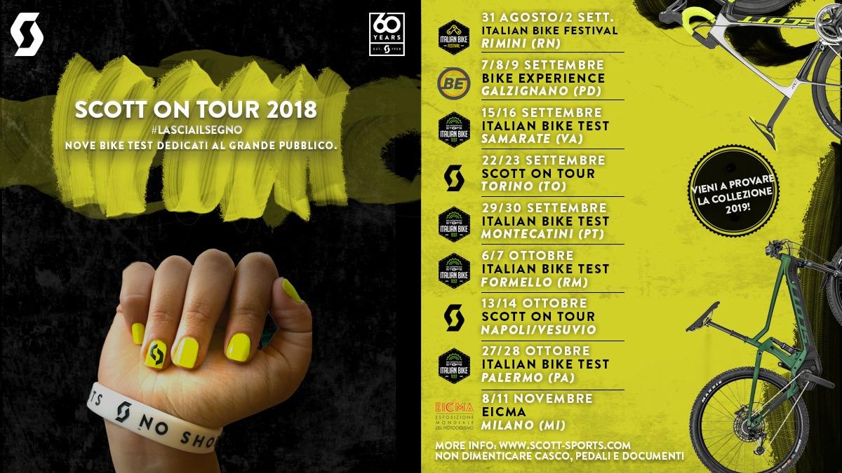 Scott in tour 2018 - Teodoro PICCINNI a206581906c
