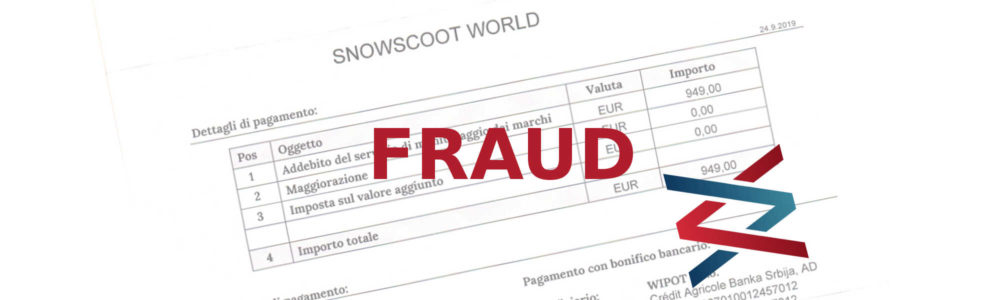 Intellectual property protection – identify frauds